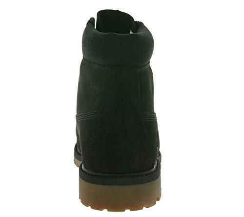 Timberland 6-Inch Premium, Botines impermeables Infantil schwarz