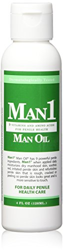 Man1 Natural Penile Health Cream product image