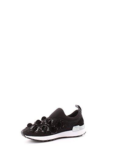 liu jo - Zapatos de cordones para mujer negro negro negro