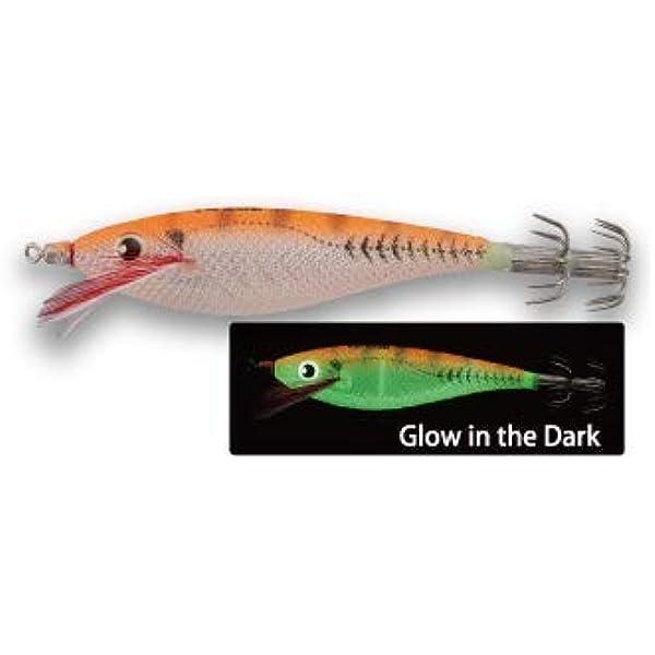 RUI SQUID JIG KR145 MIB BLACK FOIL UV CLOTH SIZE 4.0 EGI FISHING LURE