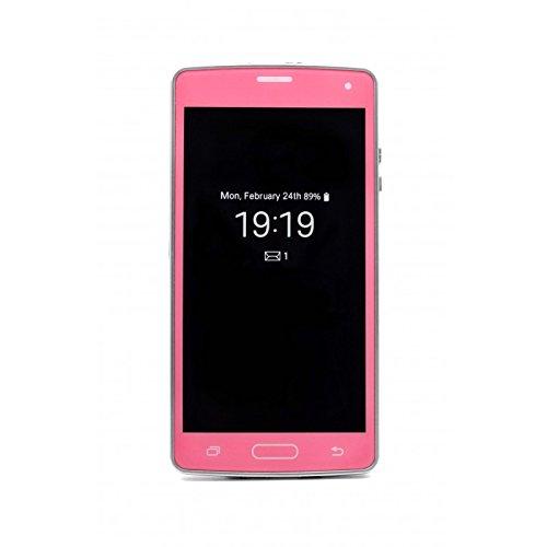 CHEETAH Smart Phone Galaxy Stun Gun with Rechargeable Battery, Pink (Stun Gun Cell Phone)