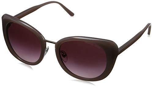 Michael Kors Lisbon 33208H 52 Gafas de sol, Rosa (Milky Pink/Burgundy Gradient), Mujer