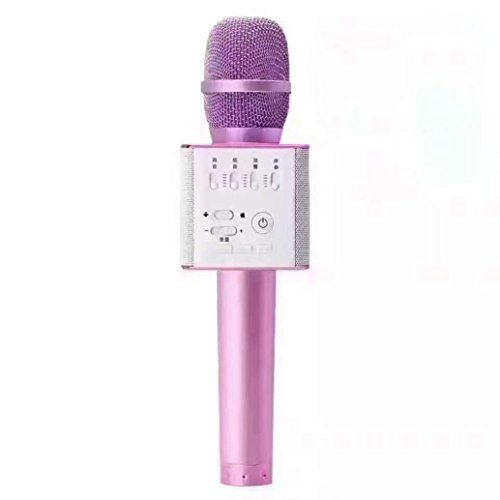 3.5mm Clip On Mini Lapel Mini Microphone For Mobile Phone (Pink) - 9