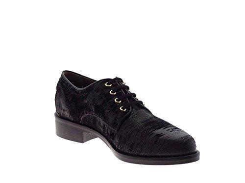 Negro A616161d Mujer Giardini Nero bajo Zapato xXSAw61q5