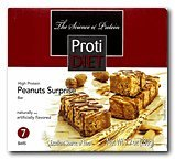 Protidiet arachide Surprise High Protein Bar 9,9 oz (Box of 7)