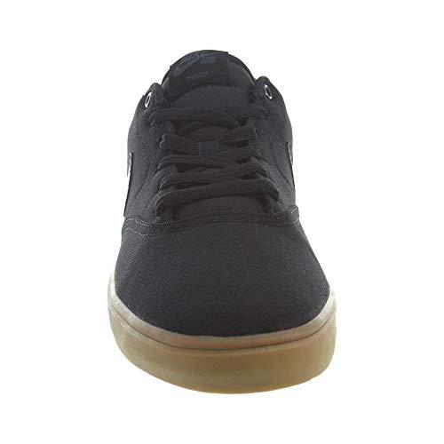 Sb Check Solar gum Cnvs Nike Ginnastica 009 Da Scarpe black Brown Nero Uomo black Basse Light d4p1Aw