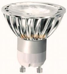 10 x LUXRAM GU10 LED 7 W blanco cálido/2700 K/827 38 DEGREE LED haz de luz 7W=50W salida de luz bombilla de bajo consumo 45,000 horas: Amazon.es: ...
