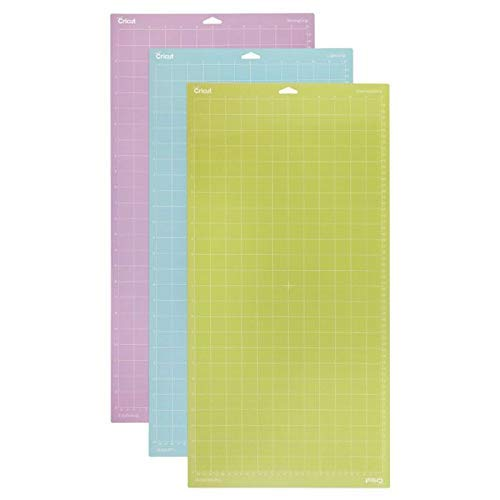 Provo Craft & Novelty 2003847 Circuit Cutting Mat 12X24 Variety 3Pk Retail by Provo Craft & Novelty