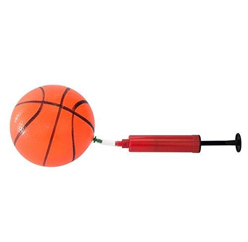 Mini Basketball Hohe verstellbar Typ Halterung des Basketball Sport Spielzeug–Indoor–Outdoor Fun Sports Basketball Spiel Spielzeug der Neuheit mit einem Ball Basketball und eine Luftpumpe