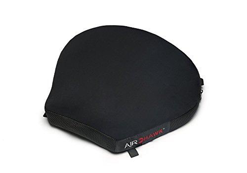 AIRHAWK Motorcycle Seat Cushion Cruiser, Medium