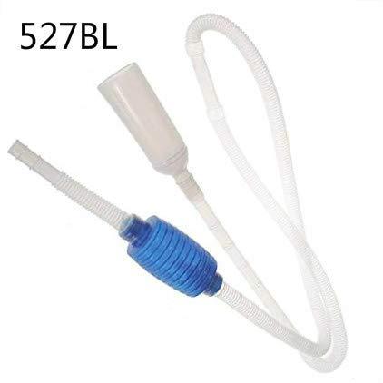 527BL - Limpiador de Acuario Acuario, Filtro de Agua, sifón y Manguera de sifón: Amazon.es: Productos para mascotas