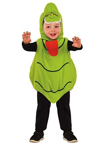 Rubie's Baby's Classic Ghostbusters EZ-On Slimer Romper