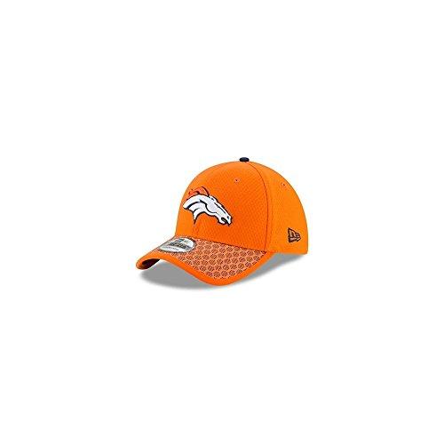 Broncos 2017 Official NFL Sideline 3930 Cap Orange/Navy Size Medium/Large ()