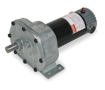 Dayton 1LPK8 Gearmotor,13 RPM,250 Torque,90 VDC,TENV - 1LPK8 by Gear Motor