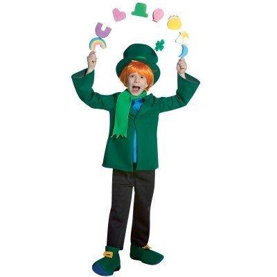 Lucky 7 Halloween Costumes (Lucky Child Costume - Medium)