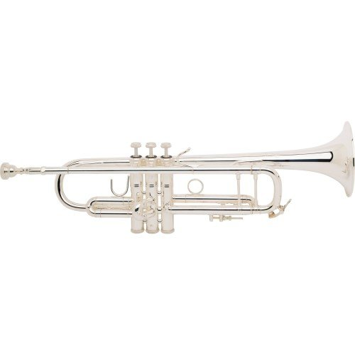 Bach 180-37 Stradivarius Professional Trumpet 18037 Lacquer, Yellow Brass Bell by Bach
