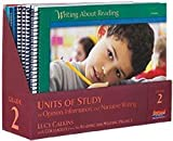 img - for Units of Study in Opinion, Information, and Narrative Writing, Grade 2 (The Units of Study in Opinion, Information, and Narrative Writing Series) book / textbook / text book