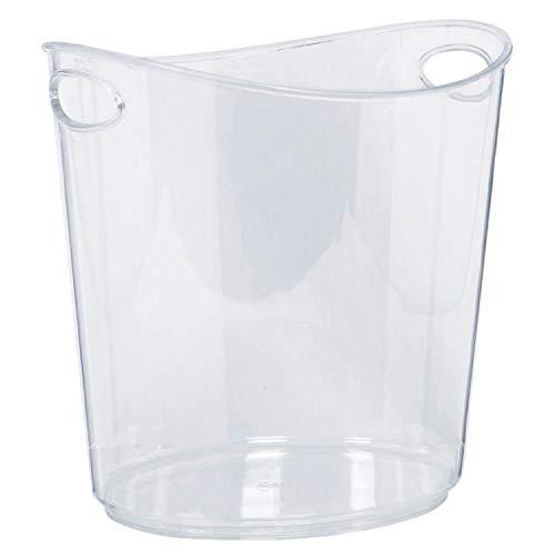 (Clear Ice Bucket)
