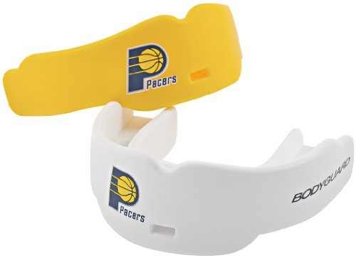 Bodyguard Pro NBA Indiana Pacers Youth Mouth Guard by Bodyguard Pro
