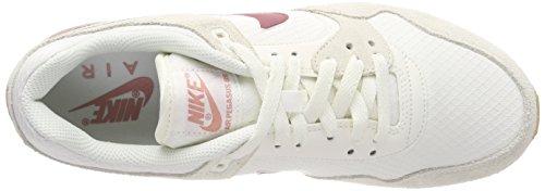 Nike W Air Pegasus 89, Scarpe Running Donna Beige (Sail Weiß/Portwein-roter Sternstaub-gummi-hellbraun)