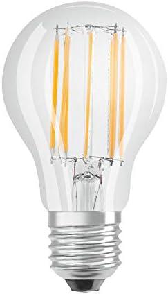 OSRAM LED lampLampvoet E27Koel wit4000 K10 WhelderLED Retrofit CLASSIC A Energieefficintieklasse A
