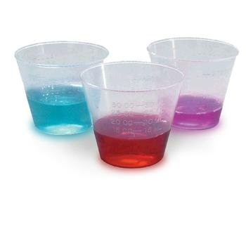 Units Per Case 5000 Calibrated Plastic Medicine Cup 1 oz capacity MEDICAL ACT... PPI02301 Case by MEDICAL ACTION INDST INC