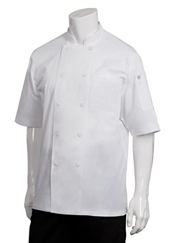 Chef Works Men's Montreal Cool Vent® Chef Coat (JLCV)