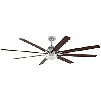 72 Quot Predator Outdoor Ceiling Fan With Remote Control Large English Bronze Cherry Damp Rated For