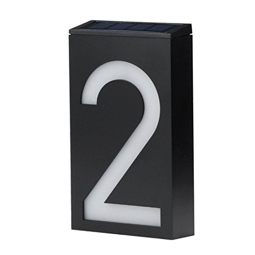 Led Light Address Numbers - 3