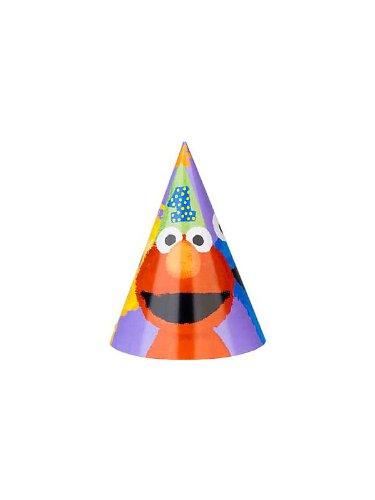 Amazon Sesame Street 1st Birthday Hats Health Personal Care