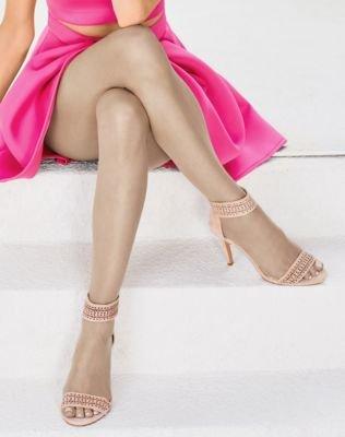 Hanes Silk Reflections Ultra Sheer Toeless Control Top Pantyhose (0B376) Buffalo, EF