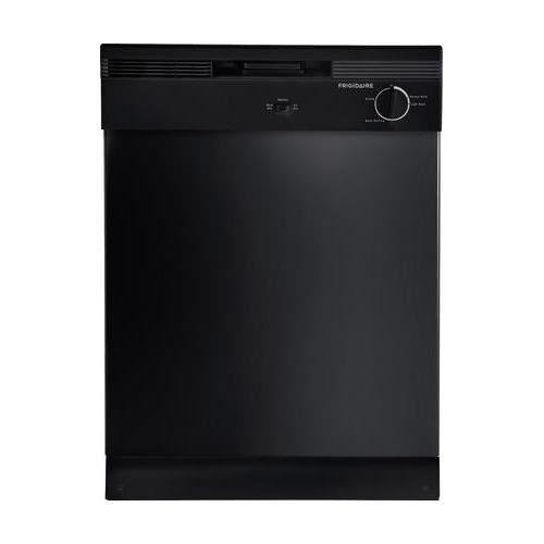 Frigidaire FBD2400KB – Black 24″ Built-In Dishwasher