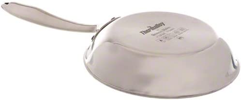11 Induction Ready Stainless Steel Frying Pan 5724094 Browne