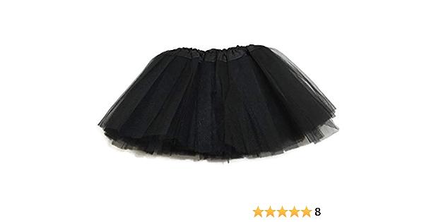 BlackWhite Waistband Newborn Handmade Tutu Skirt