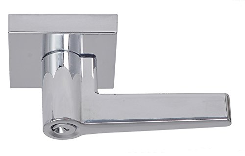 Better Home Products Tiburon Reversible Entry Lever, Chrome