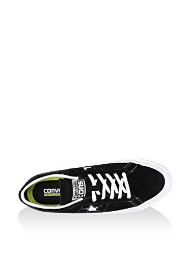 42 Eu Sneaker Converse Nero Star Hairy Cons One HH1wCO0q