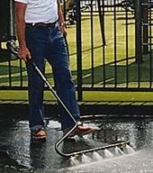 Waterbroom - Medium Duty Aluminum 32'' by Courtmaster by Court Equipment (Image #1)