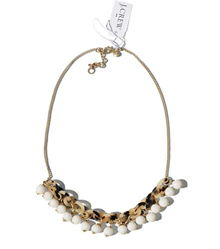 Used, J.Crew Factory Women's Tortoise Chain Link Statement for sale  Delivered anywhere in USA
