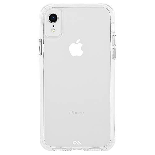 Case-Mate - iPhone XR Case - TOUGH - iPhone 6.1 - Clear