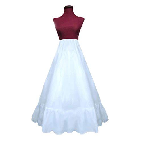 SACAS New A-line Crinoline slip for costume, wedding gown, -