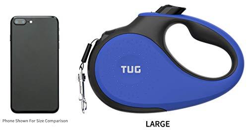 TUG Heavy Duty Retractable Dog Leash
