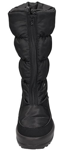 Boots Women's Black Snow Manitu Black 991176 60xfw7gn