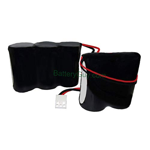 Lithonia ELB-0604N4 Replacement Battery