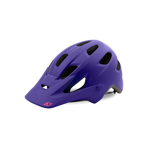Giro Cartelle MIPS Cycling Helmet - Women's Matte Purple Med