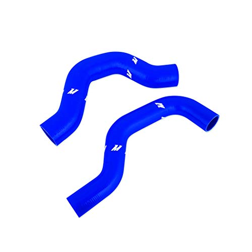 (Mishimoto MMHOSE-LIBT-05TBL Jeep Liberty 2.8 CRD Turbo Silicone Hoses, 2005-2006, Blue)