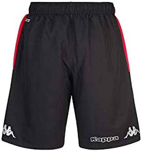 304SWC0 Unisex Adulto Kappa Pantaloni Alberg 3 As Monaco Corti Unisex Adulto
