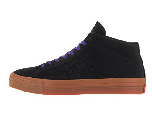 Herren Sneaker Converse One Star Pro Leather Mid Sneakers
