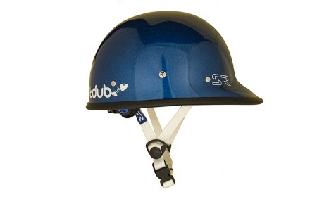 Shred Ready, Inc. TDub Helmet - Metallic Blue by Shred Ready