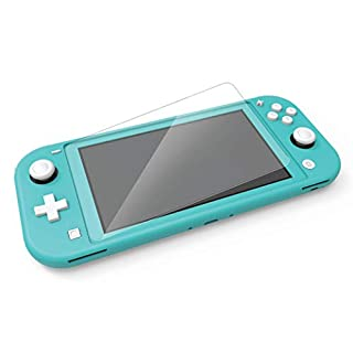 Nyko Screen Armor – 9H Tempered Glass Screen Protector for Nintendo Switch Lite