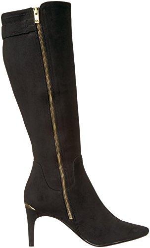 Knee Boot Klein Calvin High Women's Jeremi Black CTXw7q